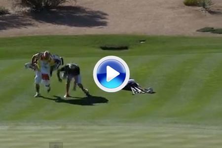 Una carrera entre 'caddies' divertida pero peligrosa en Scottsdale (VÍDEO)