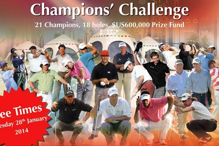 Champions Challenge Dubai 1