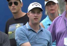 17 jugadores en 4 golpes en el Sony Open a falta de la ronda final con Kirk liderando