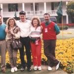 En Augusta en su primera participación