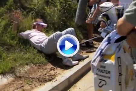 Vea el Top Ten de 'accidentes' ocurridos durante una ronda de golf (VÍDEO)