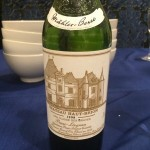 Ian Poulter, una buena botella de vino con los amigos