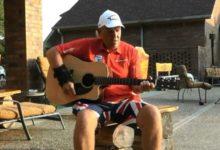 John Daly y su otra pasión: La música