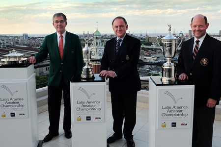 Latin America Amateur Championship Initiatives - Photocall