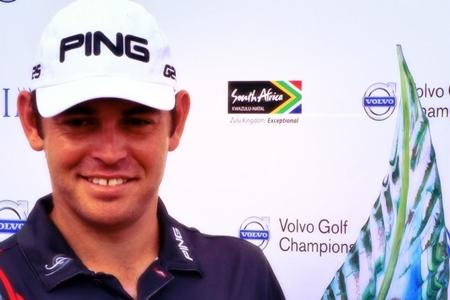 Louis Oosthuitzen: Campeón Volvo Golf Champions 2014