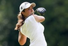 Marta Silva, al par del campo, mejor española en Nueva Zelanda