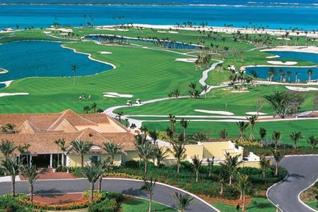 Ocean Course en Paradise Island (Bahamas)