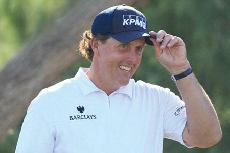 Phil Mickelson Farmers Foto PGA Tour vía Twitter