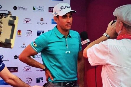 Rafa Cabrera-Bello lidera en Qatar