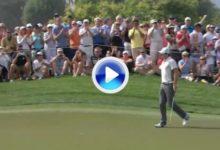 McIlroy mantiene el liderato en Dubai gracias a tiros como estos (VÍDEO)