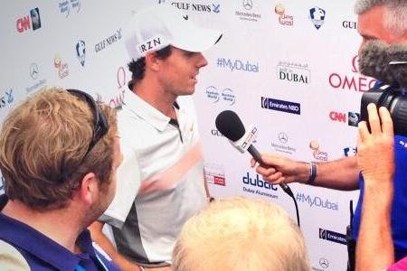 Rory McIlroy DDC Foto European Tour