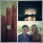 Rory McIlroy, desde Australia anunció su compromiso
