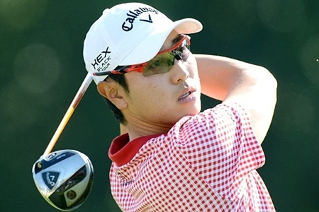 Sang-Moon Bae Foto PGA Tour
