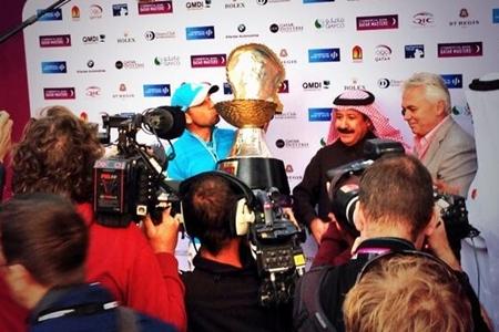 Sergio García en Qatar Foto European Tour