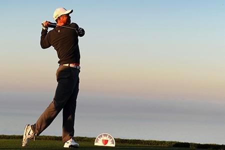 Tiger Woods durante el Farmers 2014 Foto PGA Tour