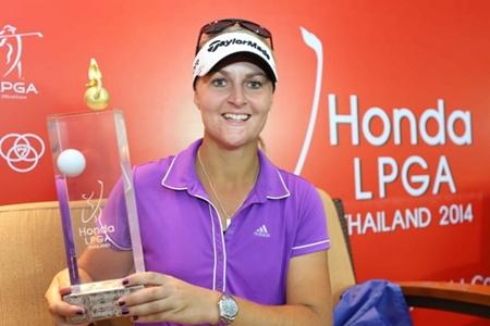 Anna Nordqvist Campeona Honda LPGA Thailand