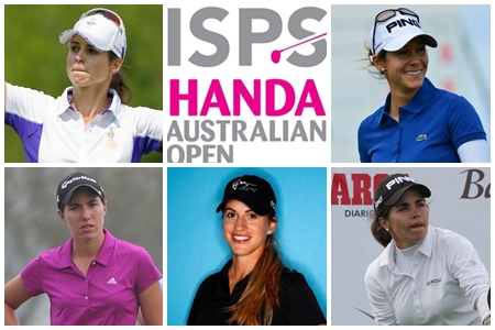 Australian Open españolas