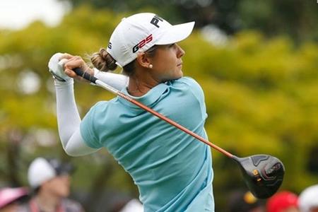 Azahara comienza el HSBC Women's Champions de Singapur con un notable 69 (-3)