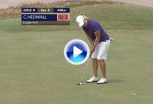 Festival de Caroline Hedwall en el Victoria Golf Club de Australia (VÍDEO)