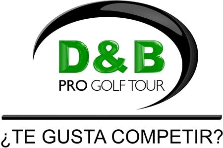 DB Golf Pro Tour logo