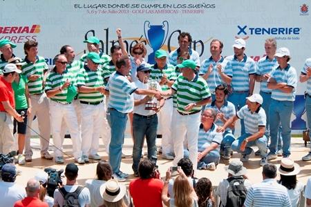 Empate Salmes Cup 2013