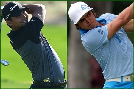 Jason Day vs Rickie Fowler 450 2