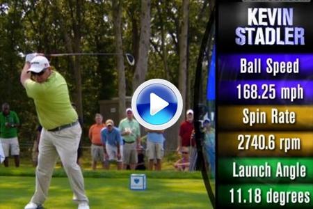 Vea el swing de Stadler a cámara ultra súper lenta