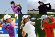Cinco españolas acuden al Ladies Masters de Queensland en Australia