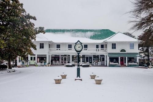 Pinehurst Resort Foto @PinehurstResort vía Twitter