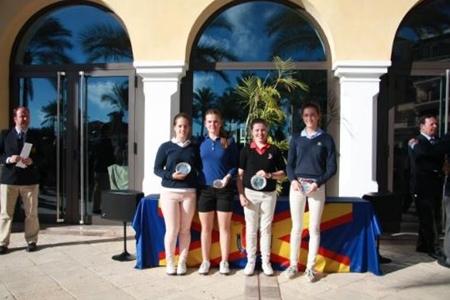 Puntuables Nacionales Chicas Mar Menor 450