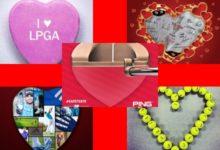 San Valentín se festejó en las Redes Sociales