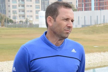 Sergio García. Foto: Fernando Molina