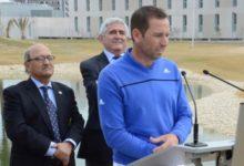Inaugurada la Escuela de Golf Elche con Sergio García