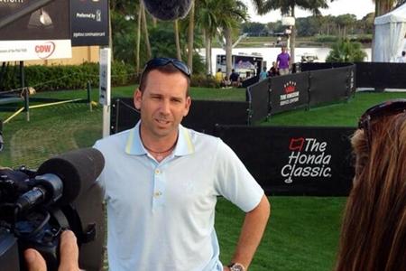 Sergio García en el Honda Classic Foto PGA Tour Media 450