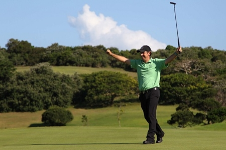 Thomas Aiken. Foto: Sunshine Tour