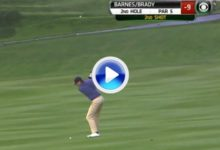 Touchdown de Tom Brady. Tirazo del quaterback de la NFL para eagle (VÍDEO)