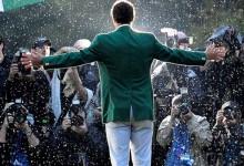 Adam Scott, brillante campeón en 2013, defenderá título en el Augusta National