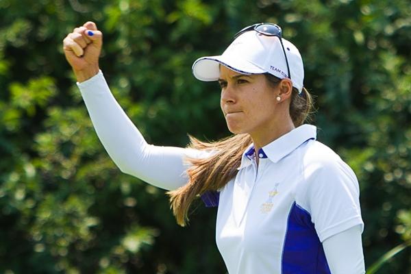 Azahara Muñoz en una foto de archivo