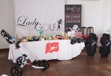 La 9ª edición del Circuito Lady Golf se pone en marcha con múltiples novedades