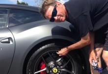 """El Ferrari de Poulter """"pagó"""" los platos rotos de Medinah de Davis Love III"""