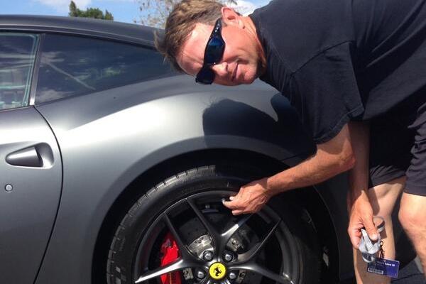 Davis Love III Ferrari Poulter