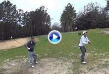 Verlo para creerlo, los hermanos Bryan recopilan en un minuto sus mejores Trick Shots (VÍDEO)