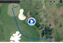 """El extraordinario """"Hook"""" de Bubba Watson para ganar el Masters de 2012 (VÍDEO)"""