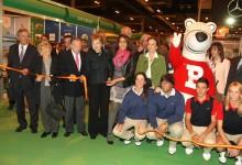 La Feria de Madrid Golf 2014 quedó inaugurada oficialmente