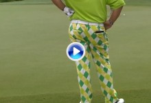Conozca que 10 jugadores visten la ropa con los colores más estridentes del PGA Tour (VÍDEO)