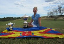 La sueca Linnea Ström se impone en la Copa S.M. La Reina