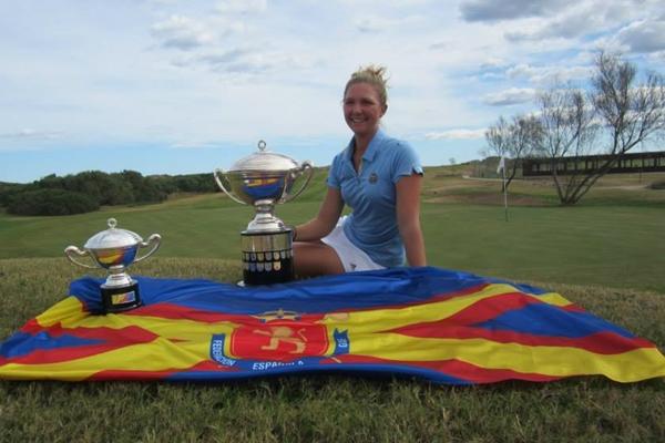 Linnea Ström, brillante vencedora de la Copa S. M. La Reina 2014