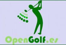 OpenGolf.es se renueva lanzando su nueva página web