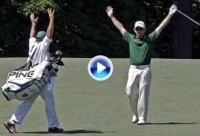 El albatros de Oosthuizen en el Masters de 2012, una joya para siempre en la memoria (VÍDEO)