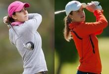 Mireia Prat y Patricia Sanz pareja española en World Ladies Championships. A partir del jueves (PREVIA)